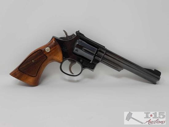 Smith & Wesson 19-4 .357 Mag Revolver- Out of State or LEO buyer ONLY