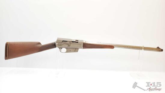 Remington Model 8 30 Rem Bolt Action Rifle