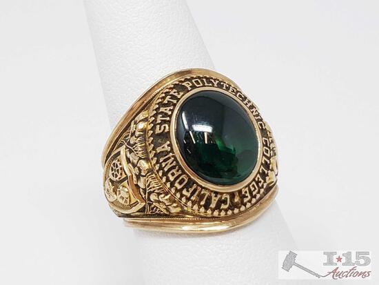 10k Gold Class Ring, 12.68g