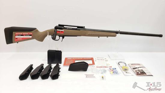Savage Model 110 300 Win Bolt Action Rifle