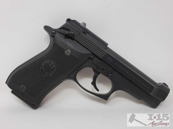 Beretta 85F .380 ACP Semi-Auto Pistol With 3 Magazines