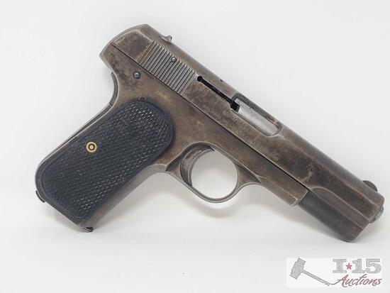 Colt M1903 .32 CAL Semi-Auto Pistol
