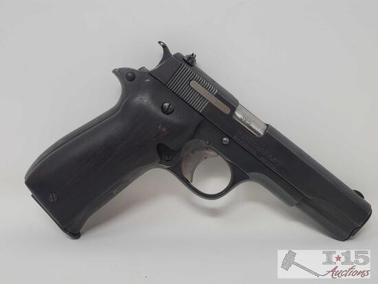 Star SS .380 ACP Semi-Auto Pistol With 5 Magazines