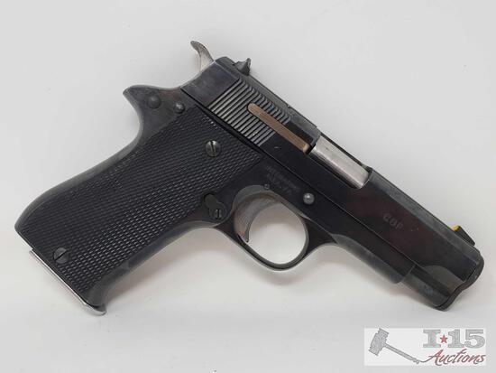 Star BM 9mm Semi-Auto Pistol