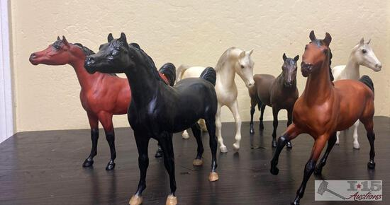6-Breyer Model Horse Collection