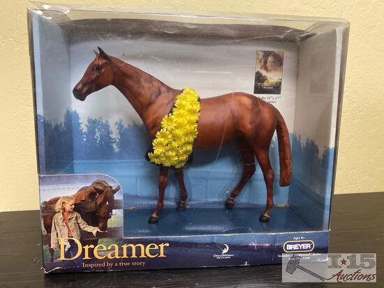 "Breyer Collectable Horse ""Dreamer"" still in Box"
