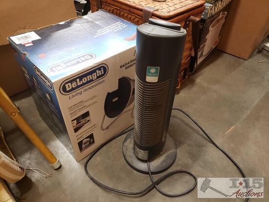 Fan Heater, Portable Fan