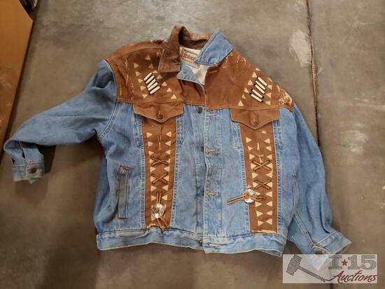 4 Jackets, Nine West Jacket, Flying Rivergold