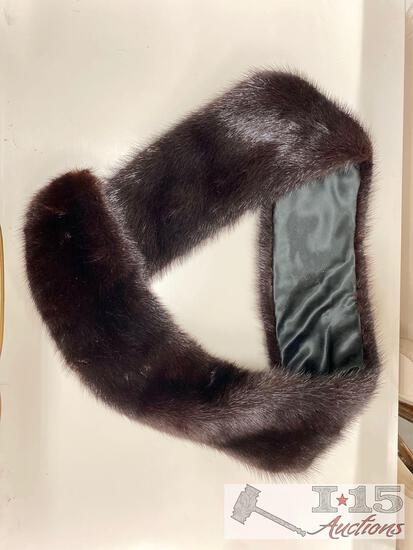 Fur Neck Wrap