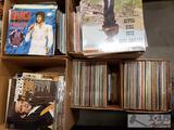 Vinyl Albums, 5 Boxes Full!