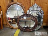 3 Mirrors