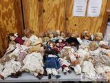 Porcelain Dolls From Midori Zasan, Jan Hagara, Hildegard Gunzel and More