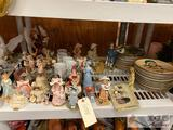 Maud Humphrey Bogart Figures, Besie Pease Gutmann Cups, Jan Hagara Plates and More