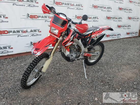 2006 Honda CRF 450X, Street Legal, More Info Coming Soon