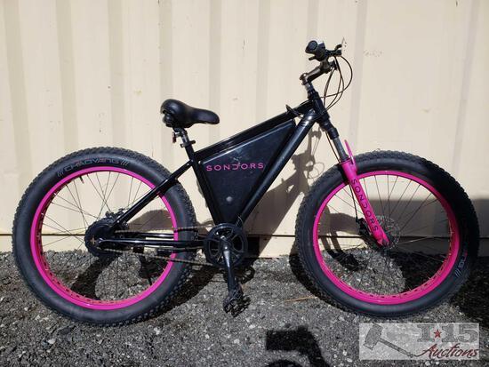 Sondors Electric Mountain Bike