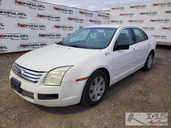 2008 Ford Fusion Only 46899 Miles CURRENT SMOG