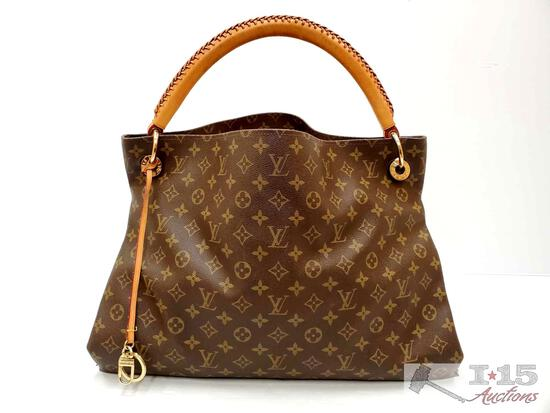 unauthenticated Louis Vuitton Tote