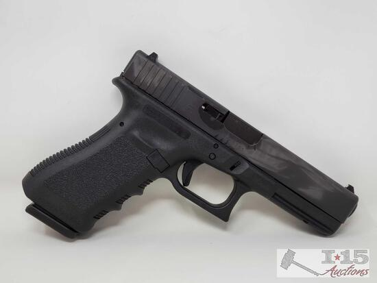 Glock 17 9mm Semi-Auto Pistol