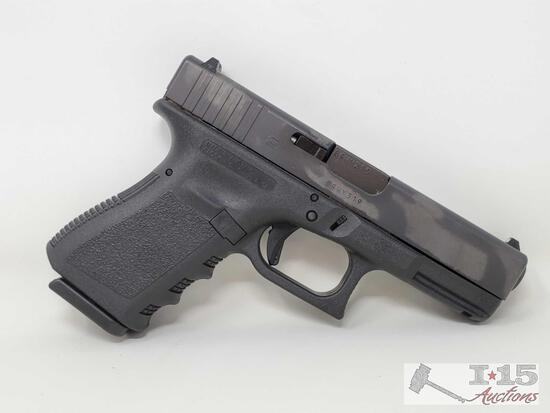 Glock 19 9mm Semi-Auto Pistol