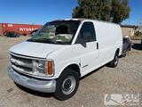 Chevy 2500 Van