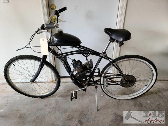 Shwinn Motorized Bicycle