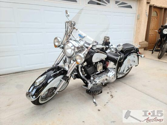 1999 Indian Chief Motorcycle