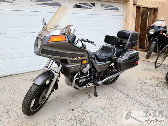1983 Honda SilverWing Interstate