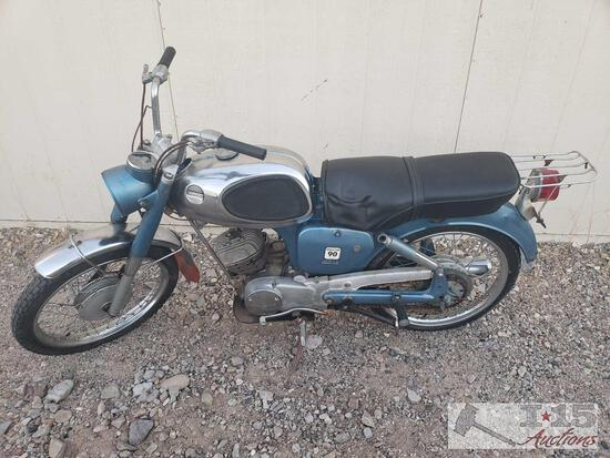 Bridgestone 90 Trail Motorcycle