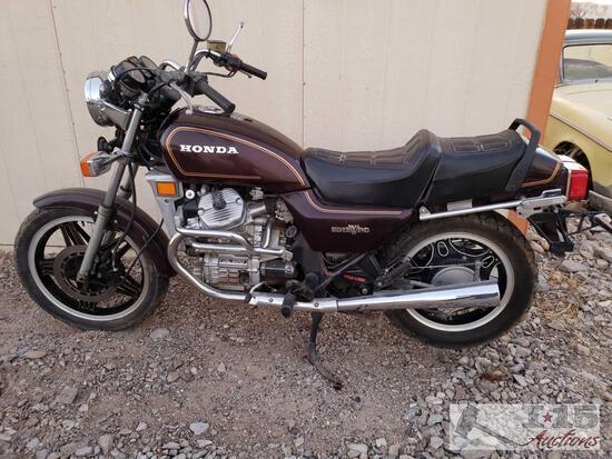 1981 Honda Silver Wing