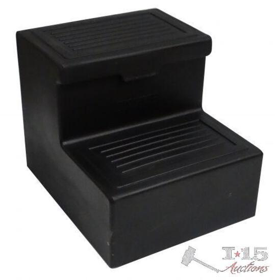 NEW American Made Sportote 2 step mounting block.