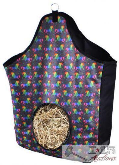 New Unicorn Print Nylon Hay Bag