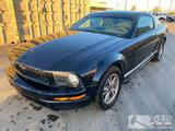 2005 Ford Mustang CURRENT SMOG SEE VIDEO