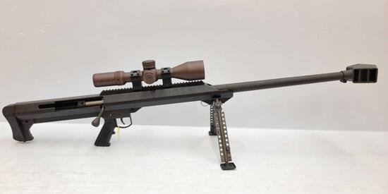 May Firearm, Ammo And Tack Auction