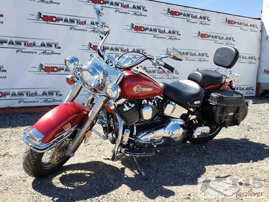 2004 Harley Davidson Heritage soft tail classic