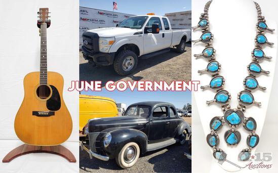 June Government Catalog Is Now Complete