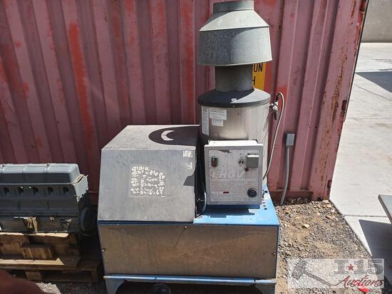 Hydroblaster high pressure washing equipment