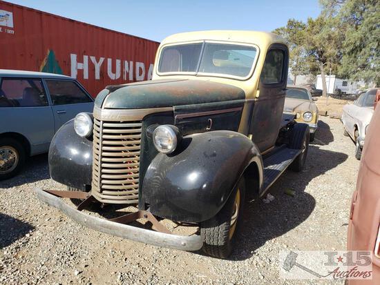 Classic Chevrolet Truck