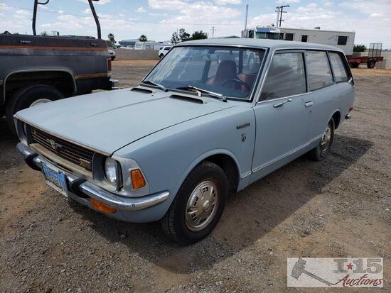 1971 Toyota Corolla