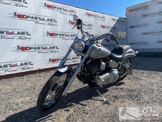 2000 Harley Davidson
