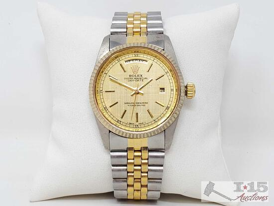 Rolex Watch - Unauthenticated