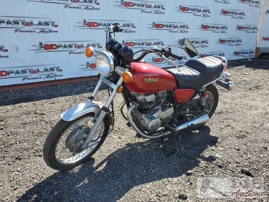 1981 Yamaha XS400