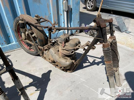 Motorcycle Frame and More