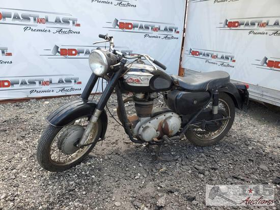 1964 Matchless Motorcycle