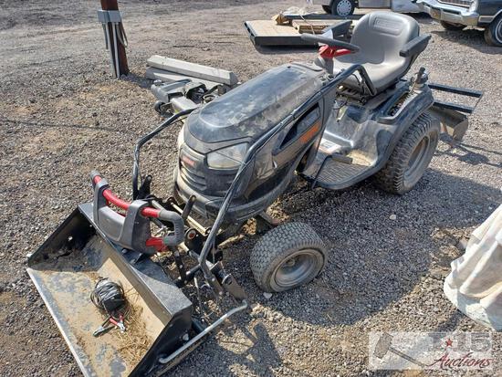 Craftsman GT6000 Sit Down Lawnmower