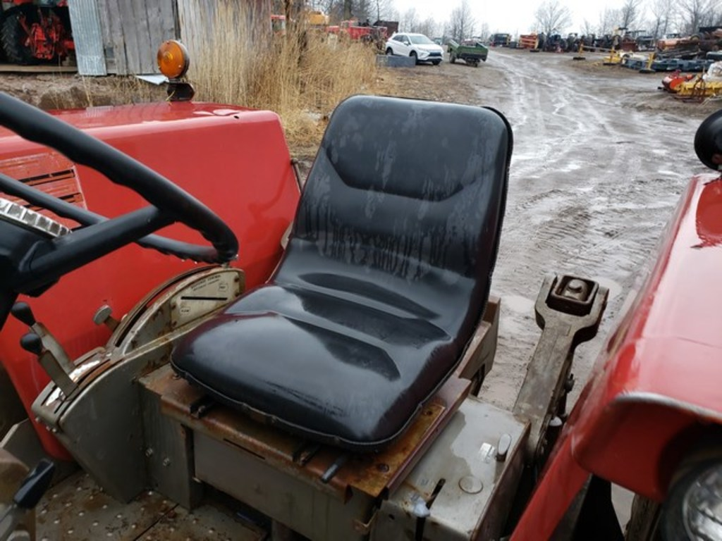 Lot: Massey Ferguson 1150 Diesel w/V8/Collector | Proxibid Auctions