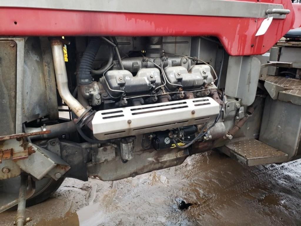 Lot: Massey Ferguson 1150 Diesel w/V8/Collector | Proxibid Auctions