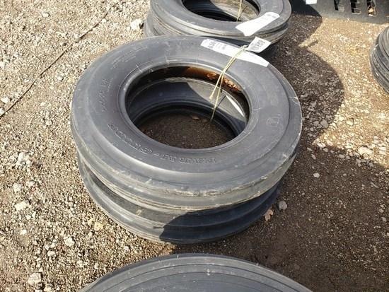(2) 6.50x16 Tires