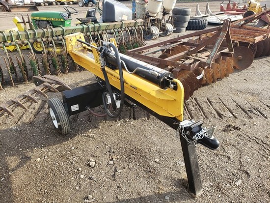 County Line Gas Powered Log Splitter