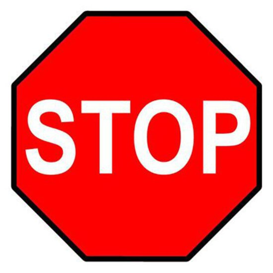 STOP! Read these terms
