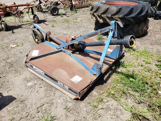 Ford 951B 5ft. 3pt. Brush Hog